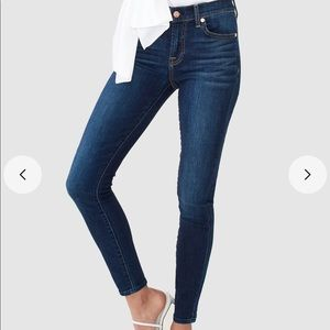 7 for all mankind ankle jeans skinny size 30